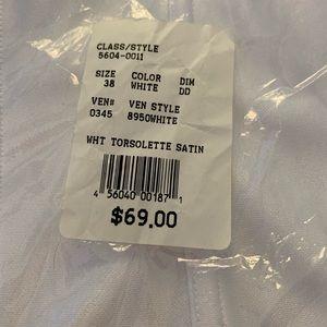 Intimates & Sleepwear - Wedding Bustier - 38DD - new